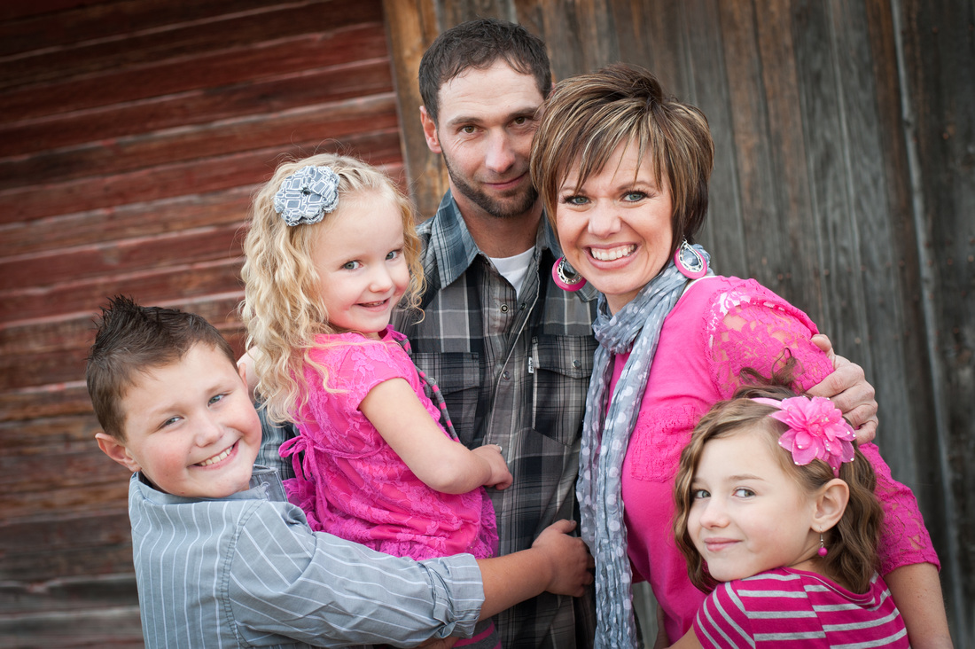 San Tan Valley Photographer Family Session - Nicole Erickson Photography