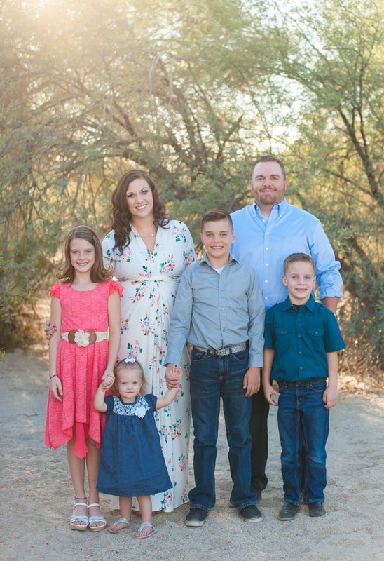 San Tan Valley family Photographer
